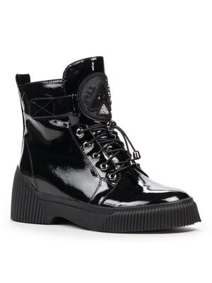 Ботинки черные | 5215576