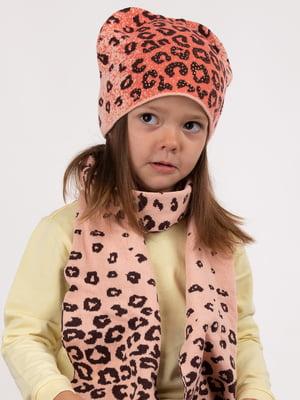 Комплект: шапка та шарф | 5220783