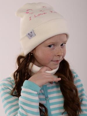 Комплект: шапка та шарф | 5220785