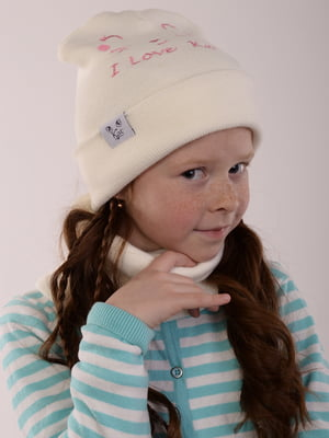 Комплект: шапка и шарф | 5220785