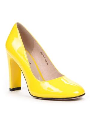 Туфли желтые | 5215577