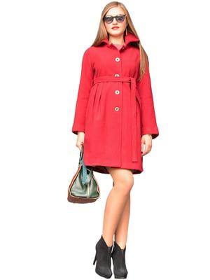 Пальто червоне | 5221068