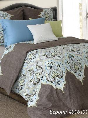 Комплект постельного белья семейный - Biltex - 5180926
