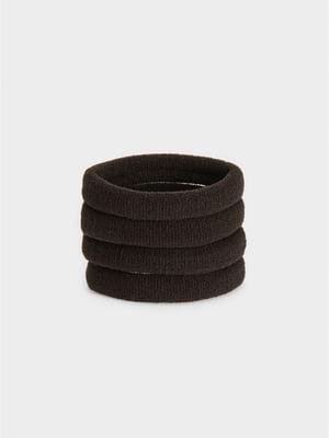Набір резинок для волосся (4 шт.) | 5174568
