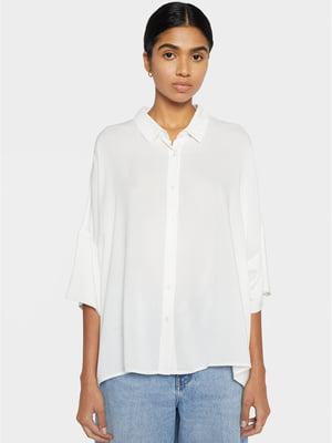 Сорочка молочного кольору | 5191645