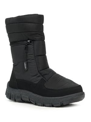 Сапоги черные | 5219125