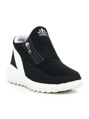 Ботинки черные | 5219128