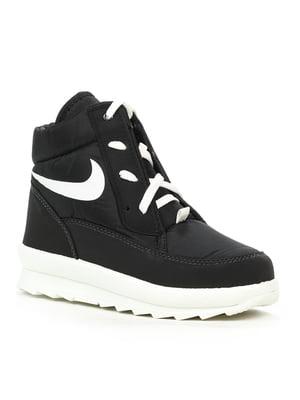 Ботинки черные | 5219130