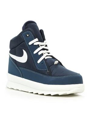 Ботинки синие | 5219131