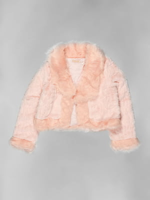 Жакет розовый | 5219097