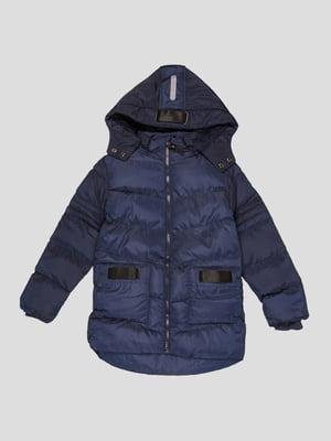 Куртка синяя | 5219094