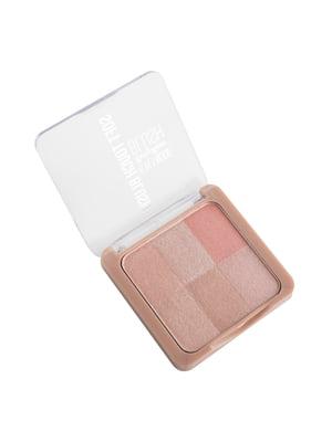 Рум'яна  Soft Touch Blush (6 відтінків) | 5223483