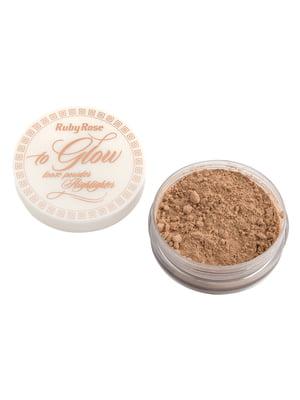Хайлайтер To Glow  Powder - Limited Edition.   5223510