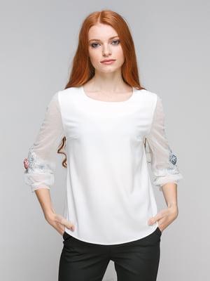 Блуза молочная   5216658