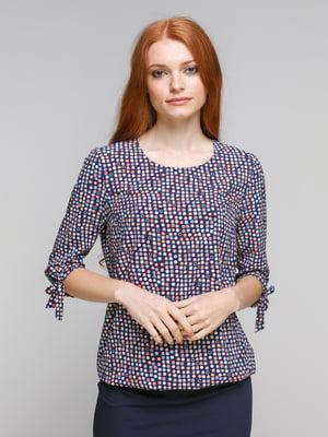 Блуза в принт | 5216662