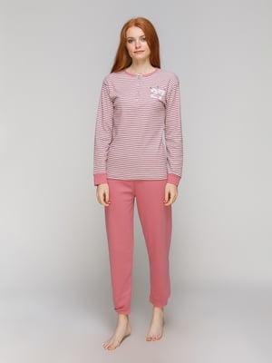 Піжама: лонгслів і штани | 5221026