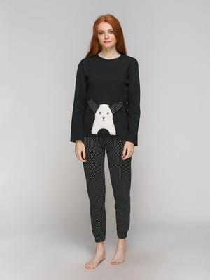 Піжама: лонгслів і штани | 5221027