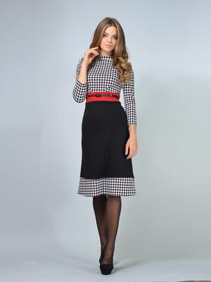 Платье двухцветное | 5224267