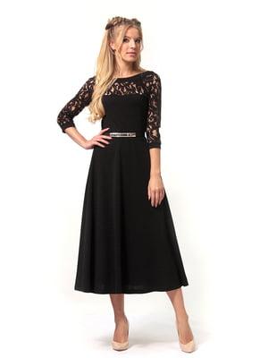Платье черное | 5224303