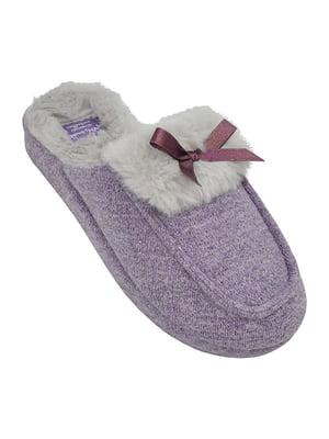 Тапочки пурпурные | 5225232