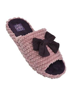 Тапочки пурпурные | 5225243