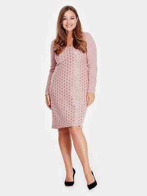 Сукня кольору фрезії | 5225795