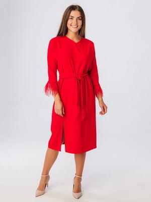 Сукня червона | 5225863