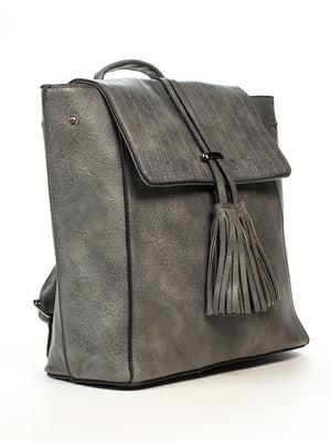 Рюкзак сірий | 5220641