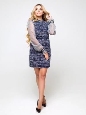 Сукня двоколірна | 5216893