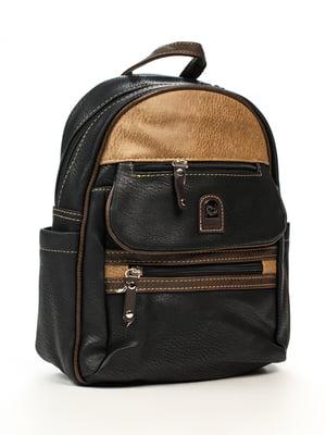 Рюкзак чорний | 5220654