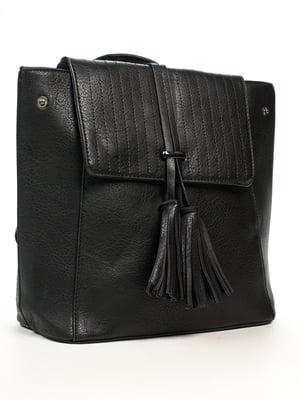 Рюкзак чорний | 5220639