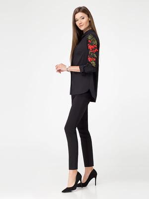 Блуза черная | 5227143