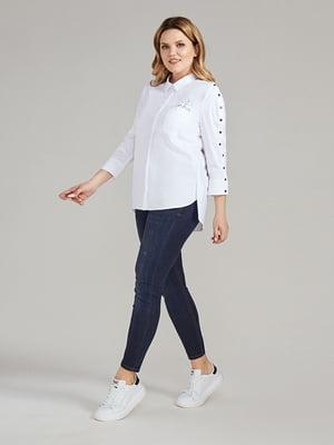 Рубашка белая | 5227170