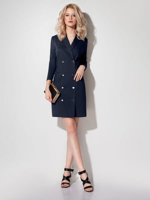 Платье синее | 5227178