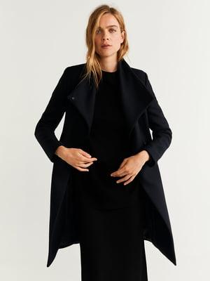 Пальто черное | 5204432