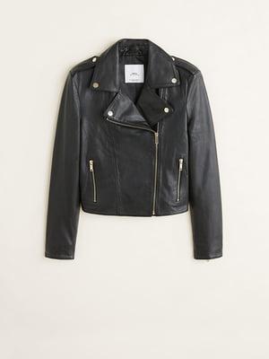 Куртка чорна | 5204474