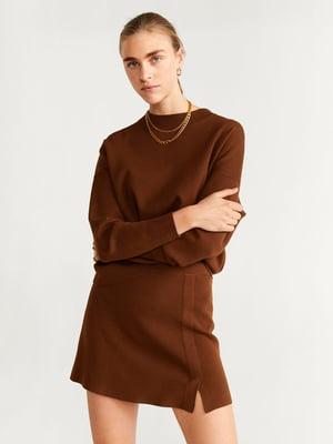 Спідниця коричнева | 5216463