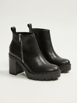 Ботинки черные | 5216482
