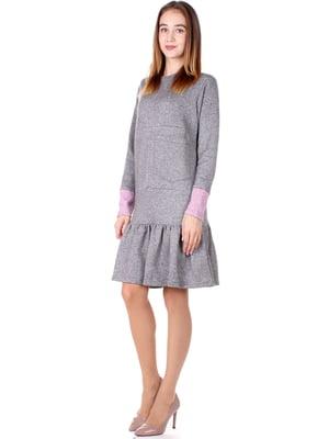 Сукня сіра | 5227596