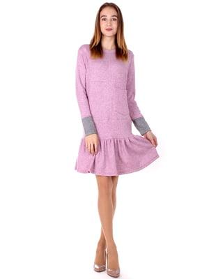 Платье розовое | 5227597
