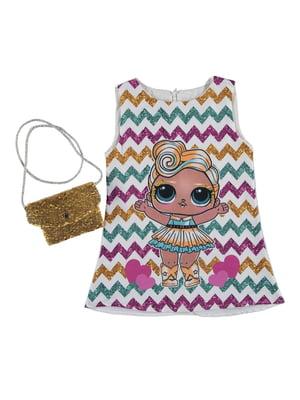 Комплект: сукня і сумка | 5216630