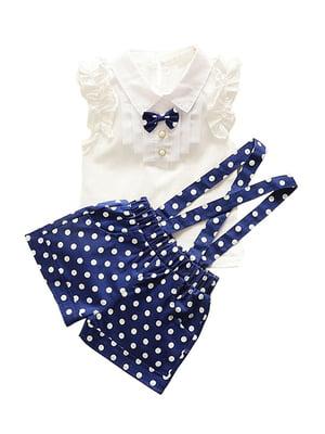 Комплект: блуза та шорти | 5227622