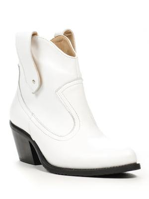 Ботинки белые | 5202962