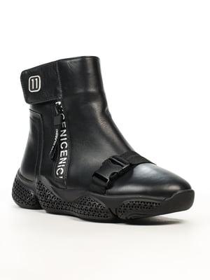 Ботинки черные | 5219902