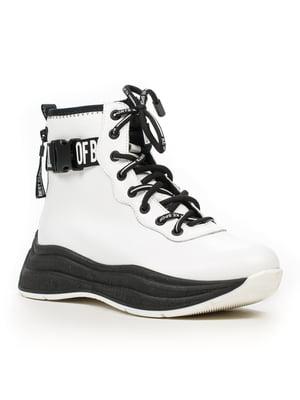 Ботинки белые | 5219901