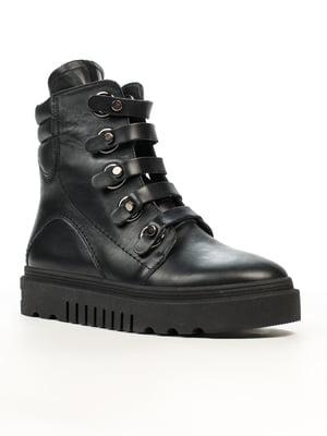 Ботинки черные | 5219903