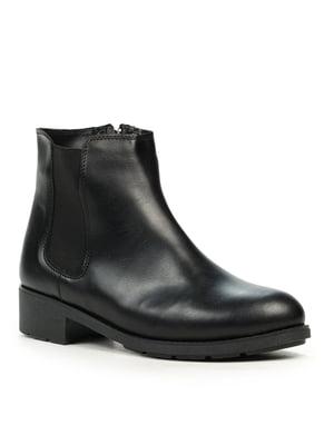 Ботинки черные | 4768800