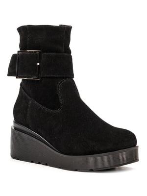 Ботинки черные | 5218977