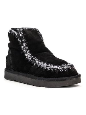 Ботинки черные | 5224652