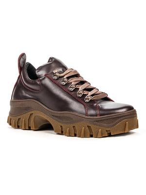 Кроссовки баклажановые | 5218999